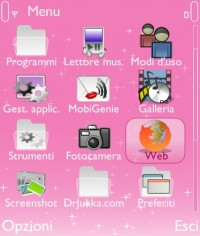 Темы для Nokia N76